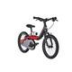 """ORBEA Grow 1 - Bicicletas para niños - 16"""" rojo/negro"""